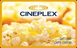Cineplex Brands Gift Card