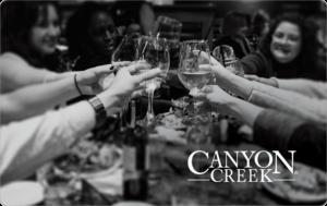 Canyon Creek Gift Card