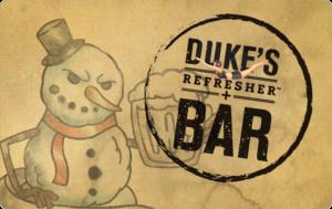 Dukes Restaurant Gift Card