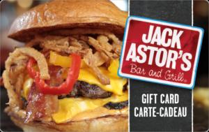 Jack Astors Gift Card
