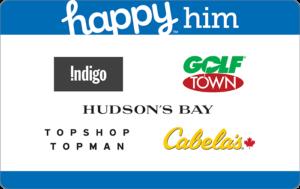 Happy Him Gift Card