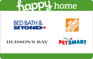 Happy Home Gift Card