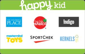 Happy Kid Gift Card