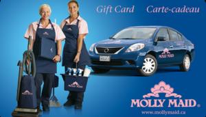 Molly Maid Gift Card