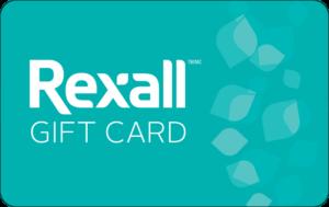Rexall Gift Card