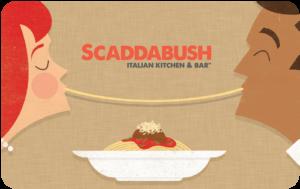 Scaddabush Restaurant Gift Card
