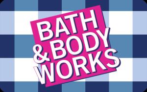 Bath & Bodyworks Gift Card