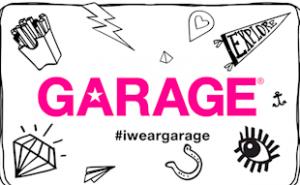 Garage Gift Card