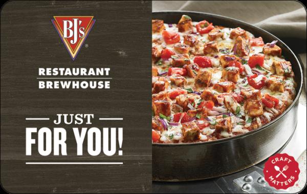Buy Bjs Restaurant Bar Gift Cards or eGifts in bulk