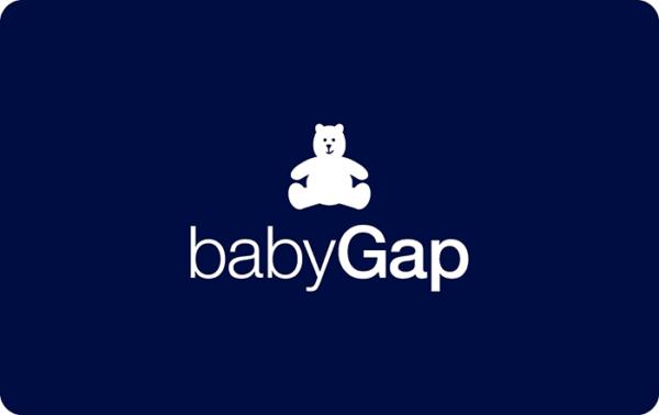 Buy Baby Gap Gift Cards or eGifts in bulk