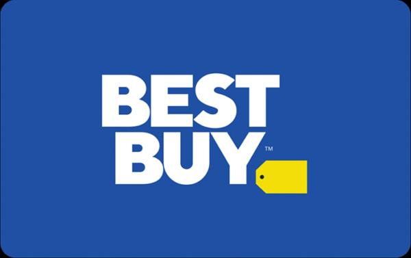 Buy Best Buy Gift Cards or eGifts in bulk