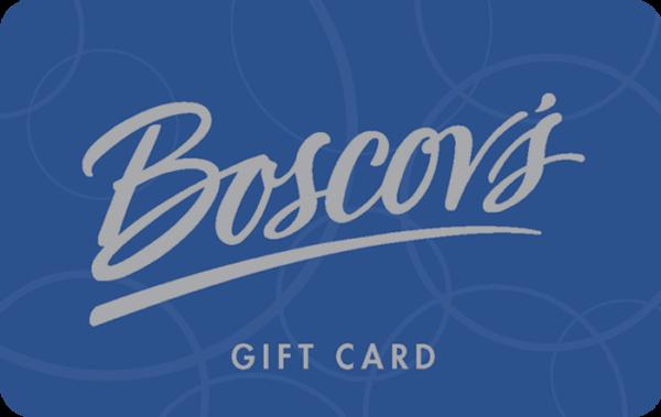 Buy Boscovs Gift Cards or eGifts in bulk