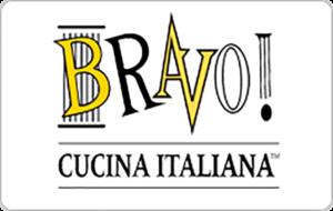 Buy Bravo Cucina Italian Gift Cards or eGifts in bulk