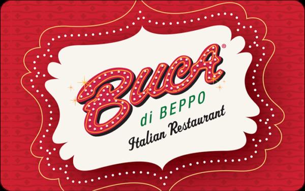 Buy Buca Di Beppo Gift Cards or eGifts in bulk