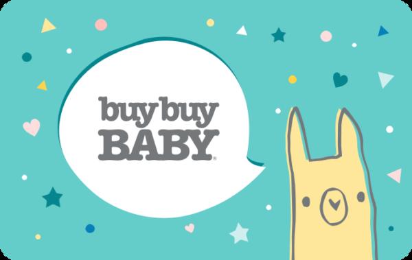 Buy Buy Buy Baby Gift Cards or eGifts in bulk