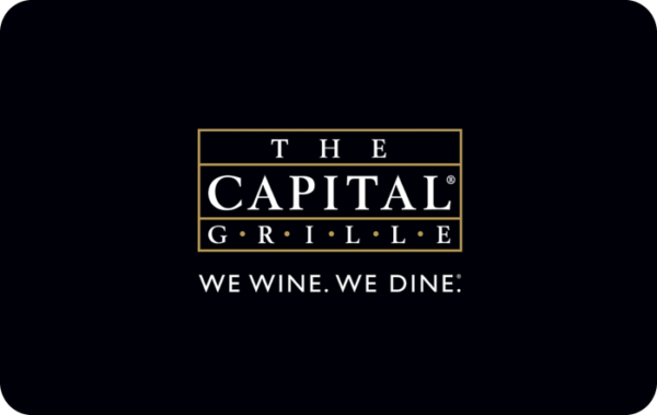Buy The Capital Grille Gift Cards or eGifts in bulk