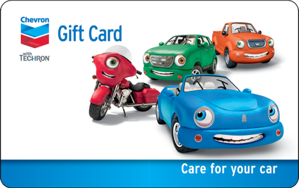 Buy Chevron Gift Cards or eGifts in bulk