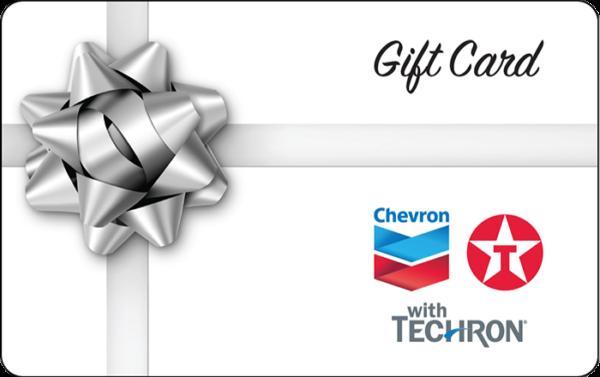 Buy Chevron Texaco Gift Cards or eGifts in bulk