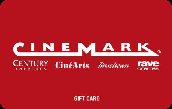 Buy Cinemark Gift Cards or eGifts in bulk