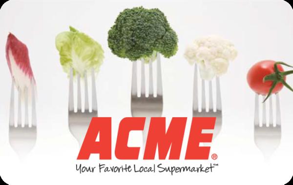Buy Acme Gift Cards in Bulk or eGifts