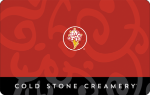 Buy Cold Stone Creamery Gift Cards or eGifts in bulk