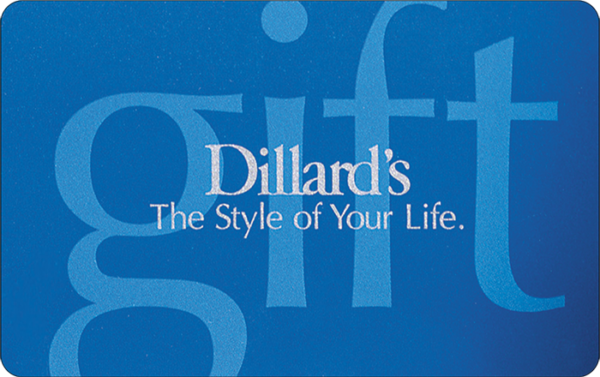 Buy Dillards Gift Cards or eGifts in bulk