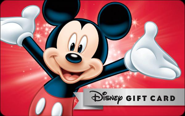 Buy Disney Gift Cards or eGifts in bulk