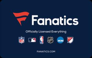 Buy Fanatics Gift Cards or eGifts in bulk