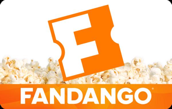 Buy Fandango Gift Cards or eGifts in bulk