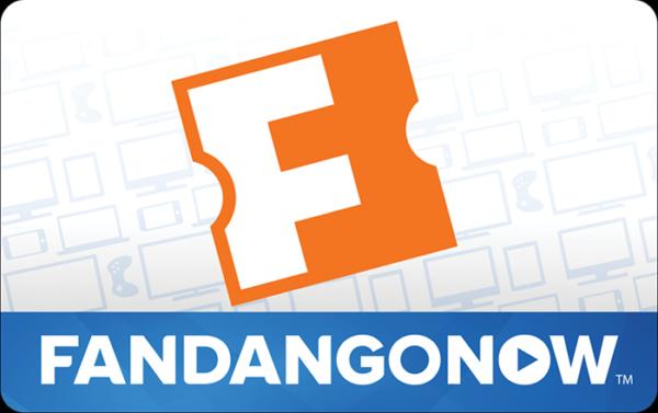 Buy Fandango Now Gift Cards or eGifts in bulk