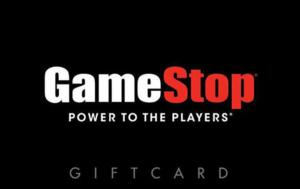 Buy Gamestop Gift Cards or eGifts in bulk