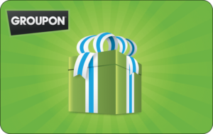 Buy Groupon Gift Cards or eGifts in bulk