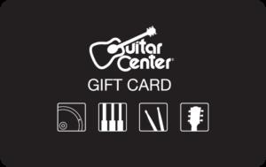 Buy Guitar Center Gift Cards or eGifts in bulk