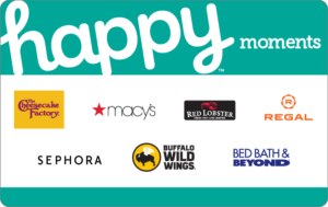 Buy Happy Moments Gift Cards or eGifts in bulk