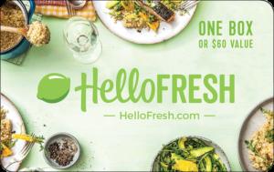 Buy Hellofresh Gift Cards or eGifts in bulk