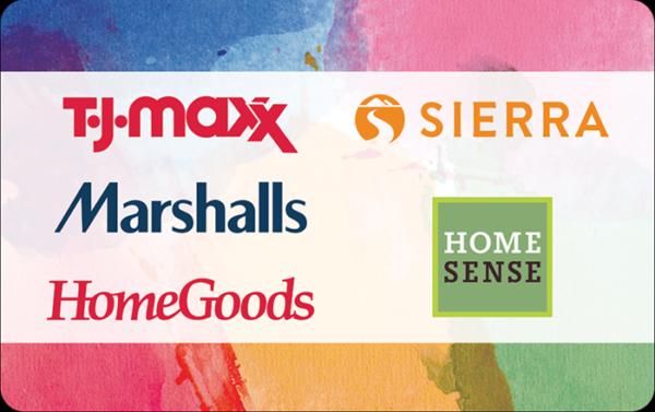 Buy Homegoods Gift Cards or eGifts in bulk
