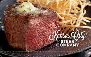 Buy Kansas City Steaks Gift Cards or eGifts in bulk