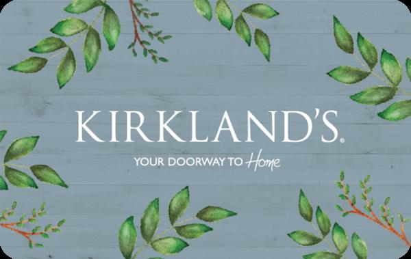 Buy Kirklands Gift Cards or eGifts in bulk