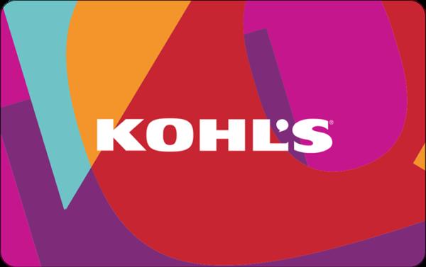 Buy Kohls Gift Cards or eGifts in bulk