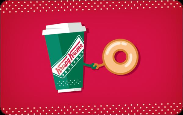 Buy Krispy Kreme Gift Cards or eGifts in bulk