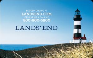 Buy Lands End Gift Cards or eGifts in bulk