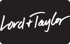 Buy Lord Taylor Gift Cards or eGifts in bulk
