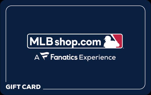 Buy MLB shop Gift Cards or eGifts in bulk