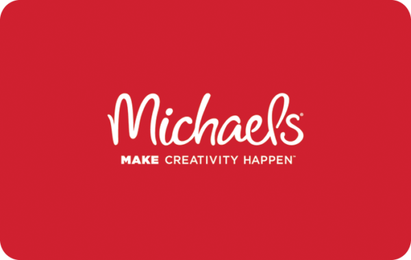 Buy Michaels Gift Cards or eGifts in bulk