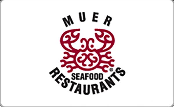 Buy Muer Restaurants Gift Cards or eGifts in bulk