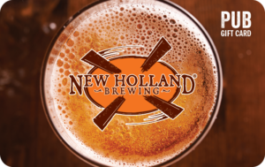 Buy New Holland Brewing Co Gift Cards or eGifts in bulk