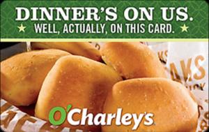 Buy Ocharleys Restaurant and Bar Gift Cards or eGifts in bulk