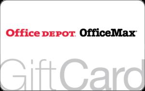 Buy Office Depot Gift Cards or eGifts in bulk