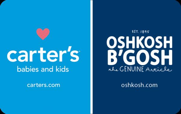 Buy Osh Kosh Bgosh Gift Cards or eGifts in bulk