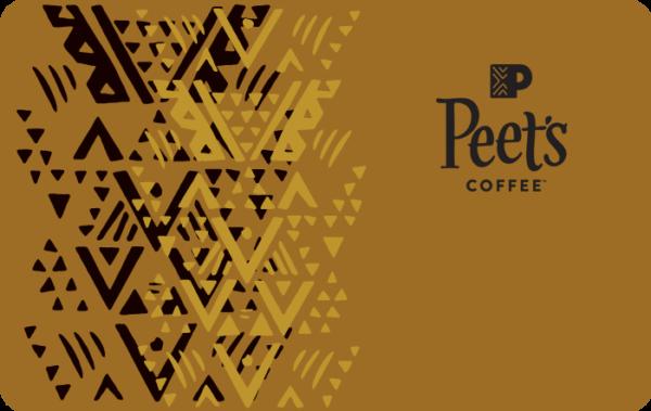 Buy Peets Coffee Gift Cards or eGifts in bulk